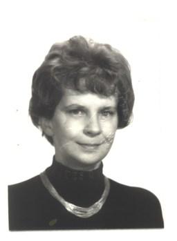Margot Nicolaus 1968