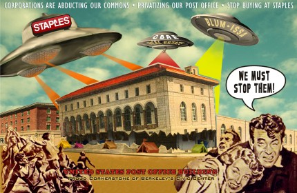 bpod invasion postcard
