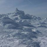 vrchol Konzakovskoho kamena, 1569 m