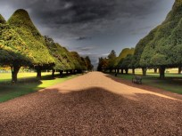 Hampton Court Place Gardens