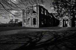 Dare to enter Haughton House