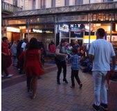 Cuba Street dance