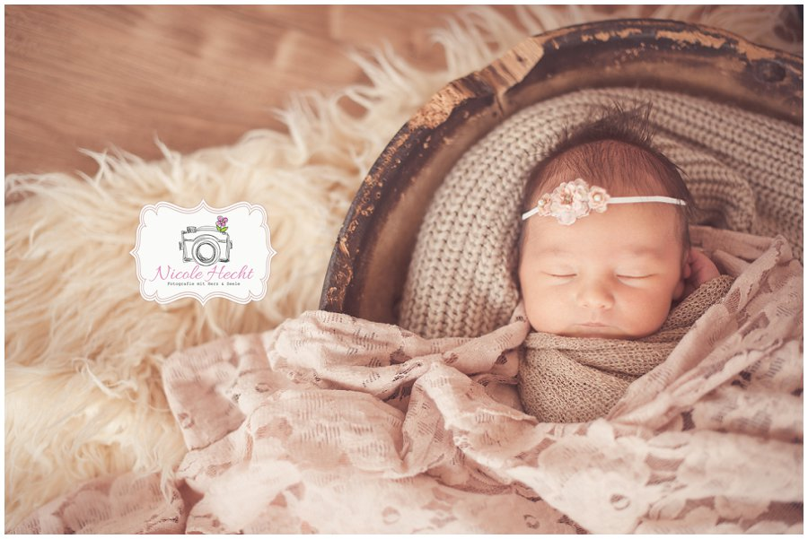 Baby Fotoshooting Was Anziehen