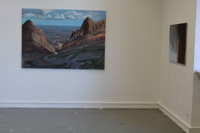 """Devil's Canyon"" (2016) and ""Window/Open"" (2016)"