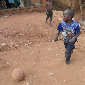 people love soccer, whether rich or poor