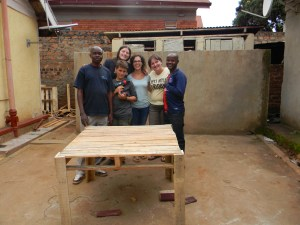 """Workshop """"Woodworking with Pallets""""!"""