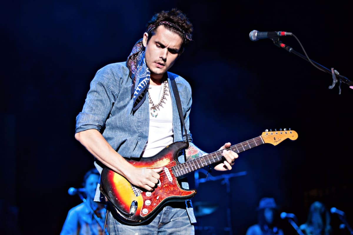 What John Mayer's latest Single has to do with my Dad