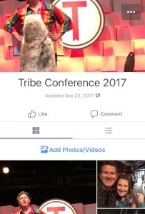 tribe conference pic album
