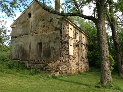 Eighteenth-Century Stone House at Elk Landing