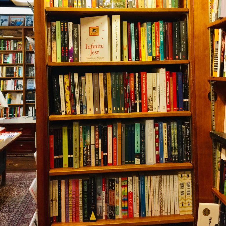 Three Lives Bookstore, West Village