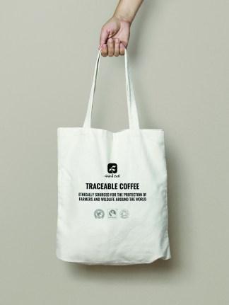 Canvas Tote Bag back