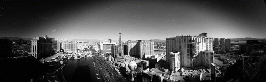 Viva Las Vegas Panoramic