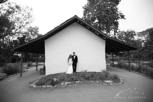 Franciscan Garden Weddings san Juan Capistrano photo by Nicole Caldwell Studio 01072