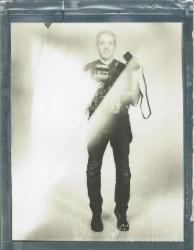 8 x 10 polaroid film impossible