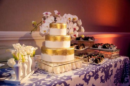 wedding cake ritz carlton laguna niguel weddings