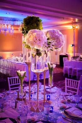 wedding centerpiece ritz carlton laguna niguel