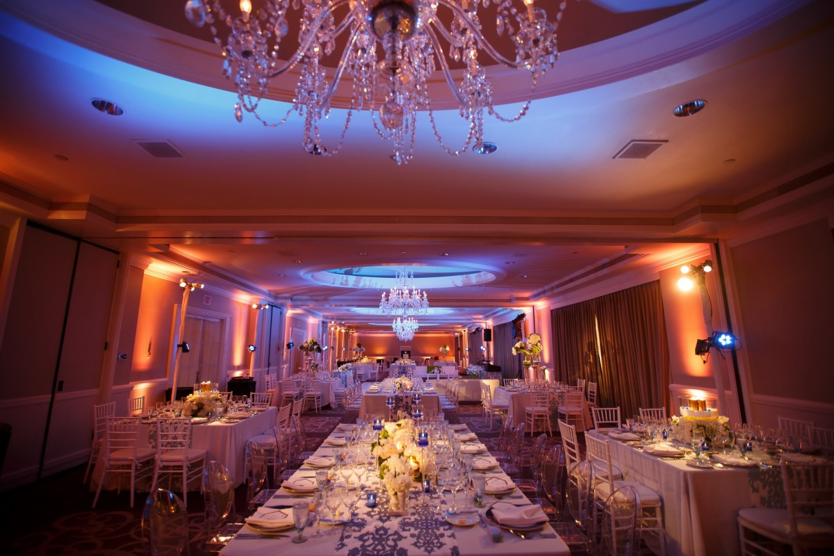 wedding banquet room ritz carlton laguna niguel