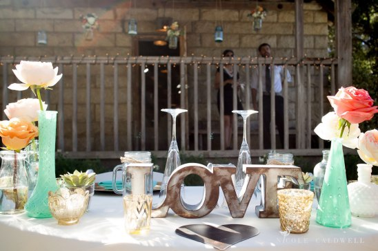head table rustic temecula creek inn wedding stone house