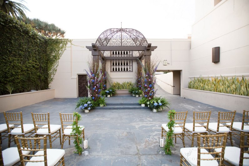 ceremony site The MacArthur weddings formerly legendary-park-plaza-hotel- photographer