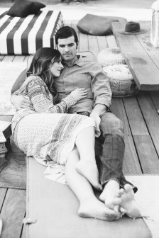 Korakia Pensione in Palm Springs engagement photos by nicole caldwell12