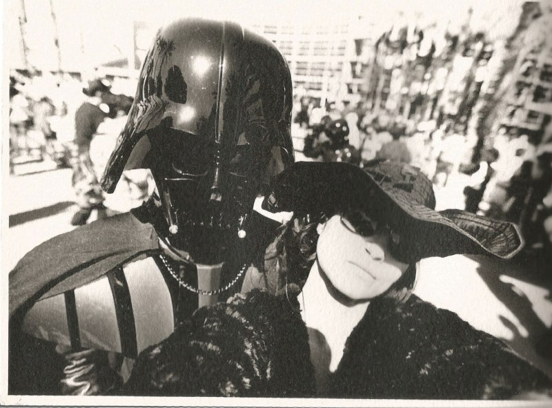 marla singer tourist selfies with darth vader #swca
