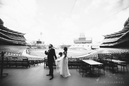 angels stadium of anaheim wedding venue 20