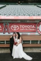 angels stadium of anaheim wedding venue 61