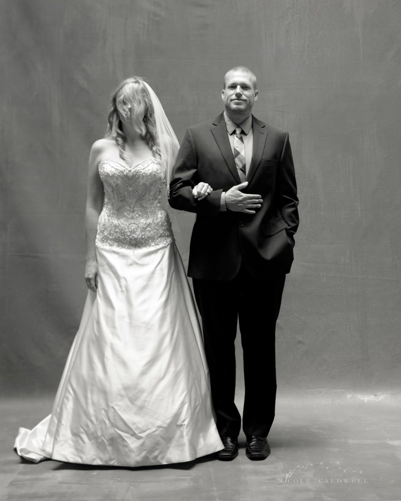 formal wedding photos in the studio by niocle caldwell 02