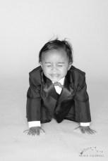 suit and tie photoshoot for kids nicol caldwell studio #04