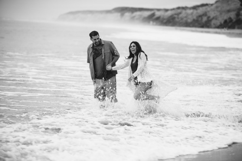 crystal cove lagune beach engagement photos by nicole caldwell 17