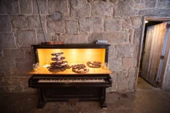 temecula creek inn weddings stonehouse reception dessert table