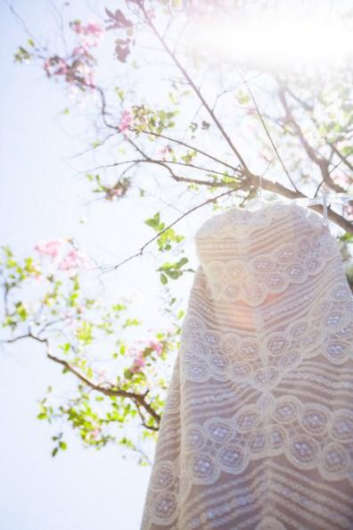 temecula creek inn wedding photographer bridal dress