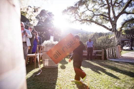 temecula creek inn weddings stonehouse ceremony ringbearer
