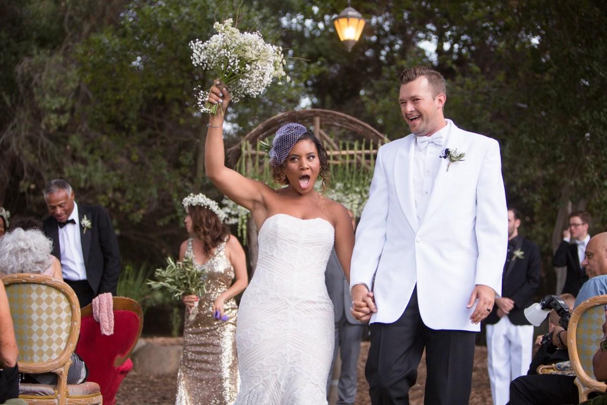 temecula creek inn weddings stonehouse ceremony interracial