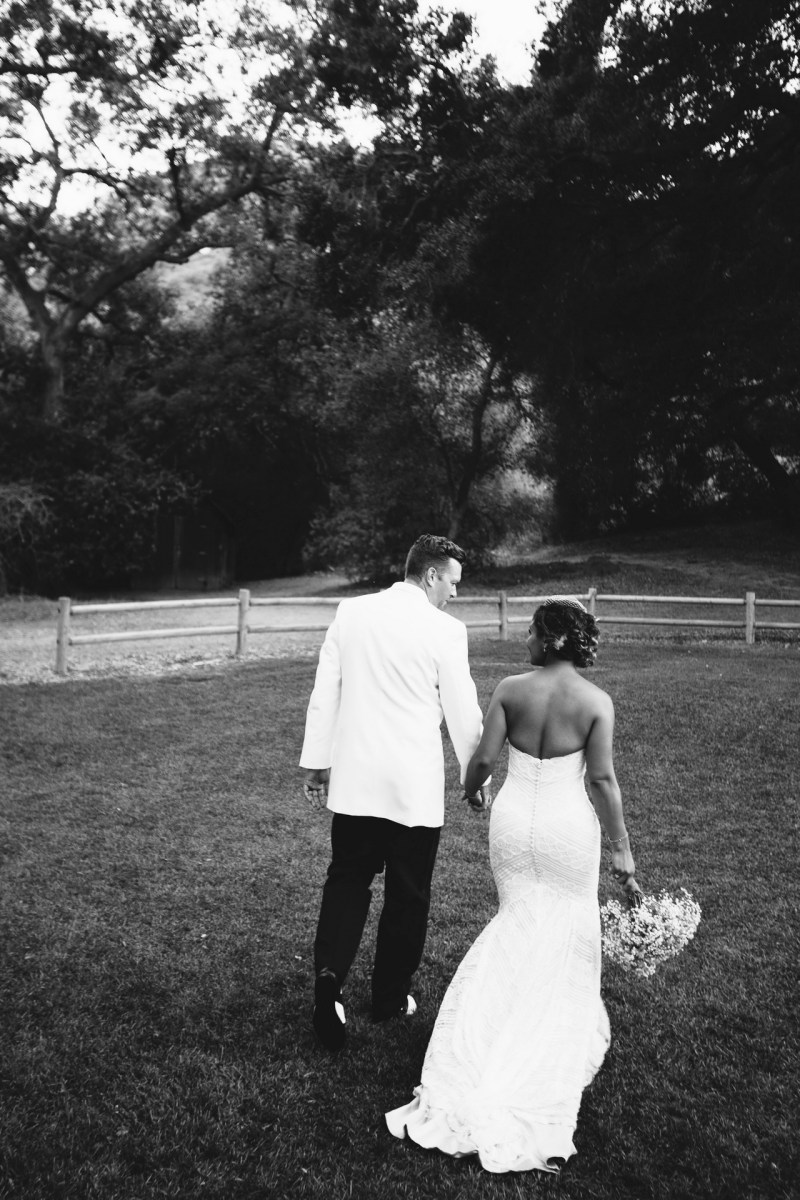 temecula creek inn weddings stonehouse ceremony bride and groom photo