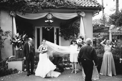 French Estate wedding photographer orange family photos