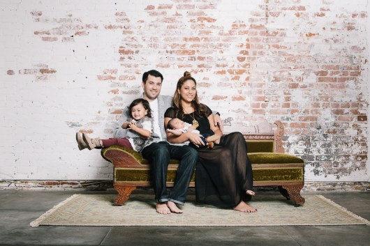 family photography brick wall studio nicole caldwell 07
