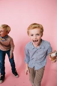 fun different family photos ice cream studio photographs nicole caldwell 30
