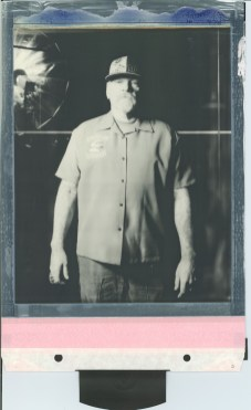 8 x 10 polaroid impossible project film by artist Nicole Caldwell 04