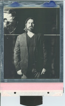 8 x 10 polaroid impossible project film by artist Nicole Caldwell 05