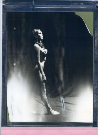 8 x 10 polaroid impossible project film by artist Nicole Caldwell 11