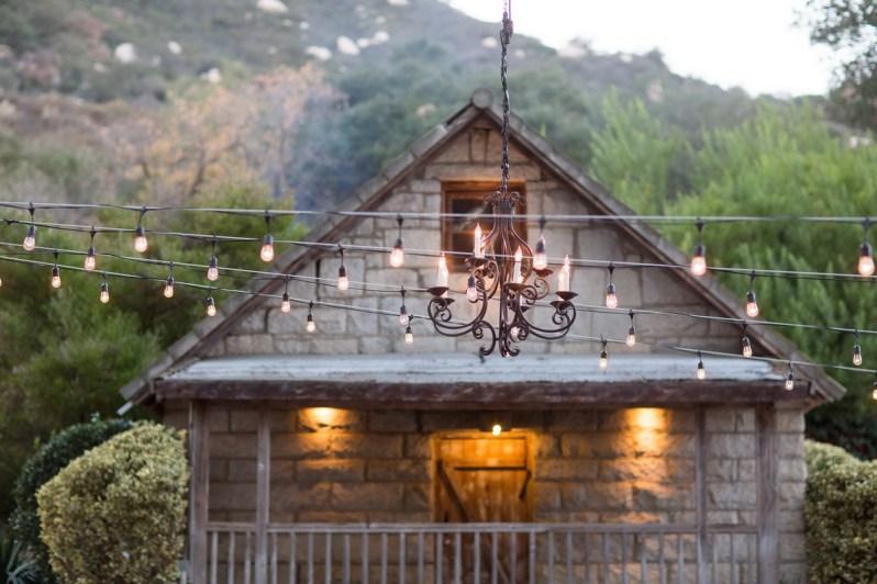 temecula creek inn weddings nightime ceremony jewish 20