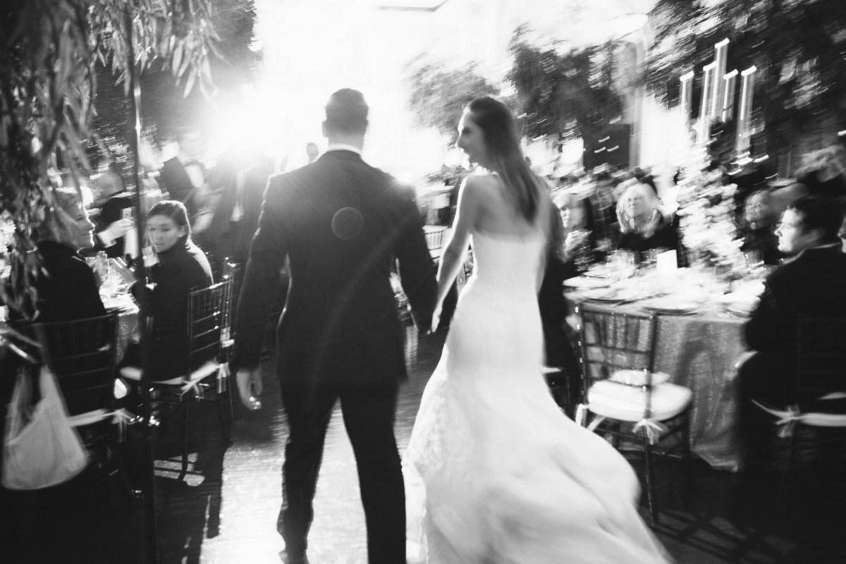 grand entrance vibiana weddings