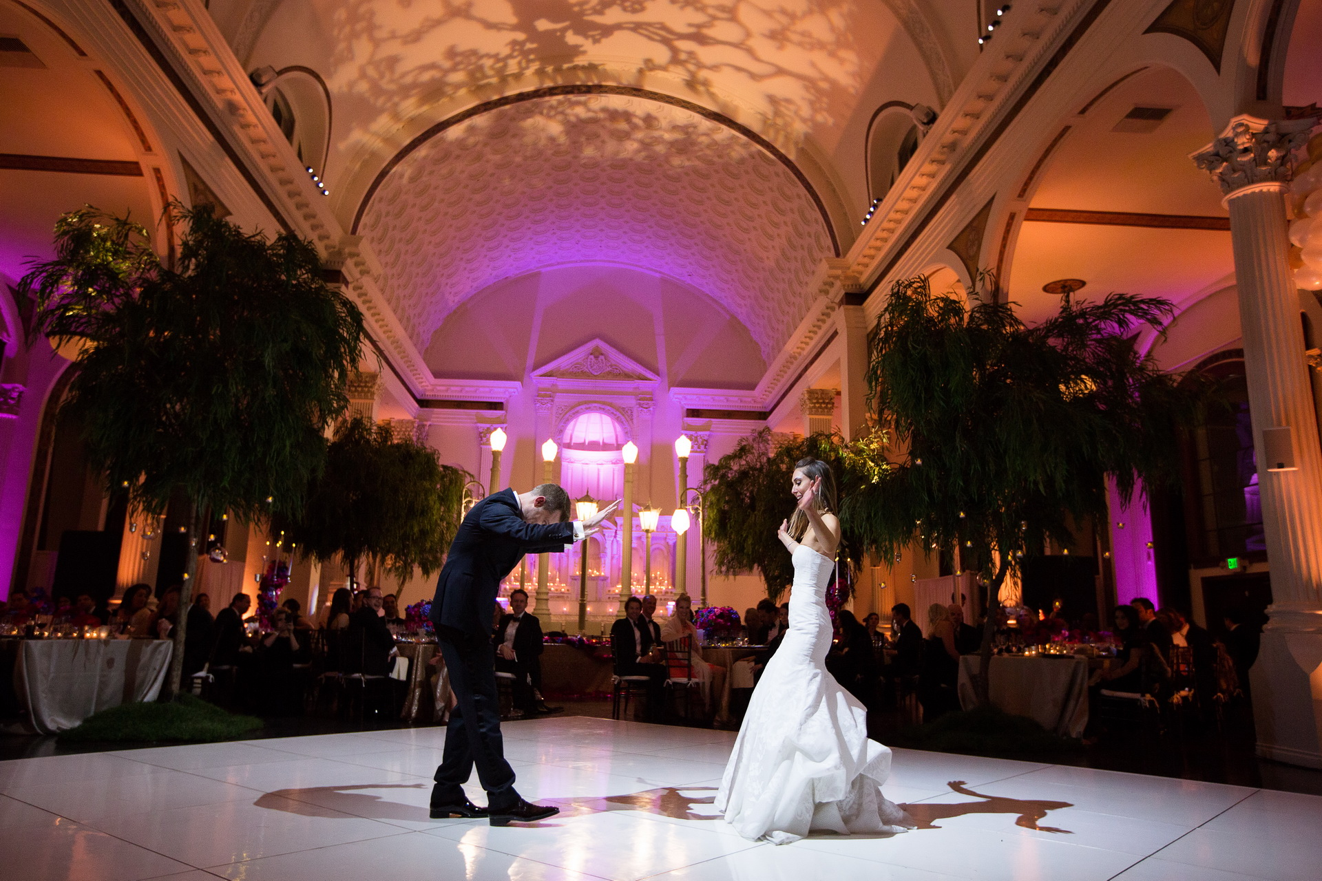 vibiana indoor weddings venue