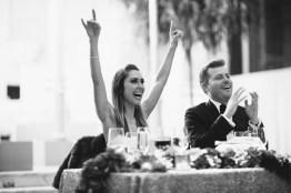 vibiana toasts los angeles wedding venue
