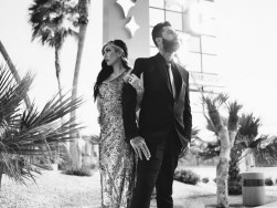 las vegas engagement shoot neon museum boneyard by nicole caldwell 16