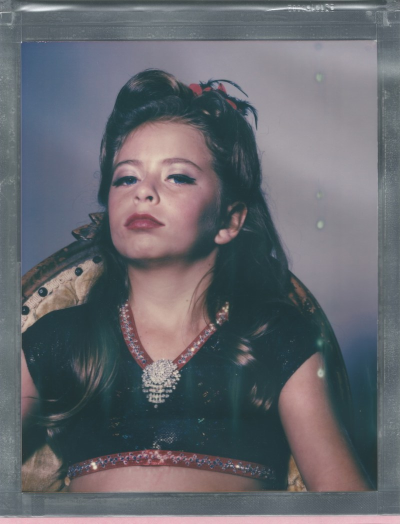 polaroid 8 x 10 impossible project color film nicole caldwell studio 01