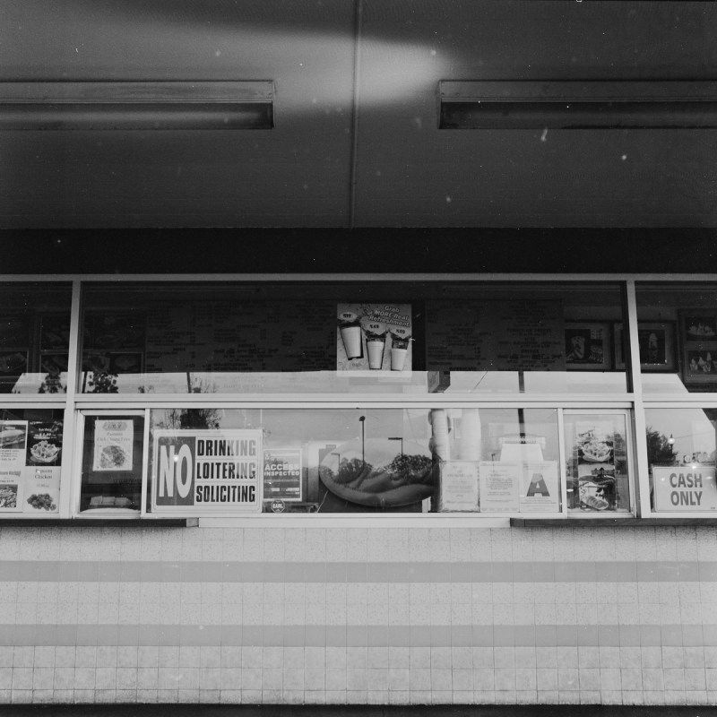 tastee freez original film photograph nicole caldwell perris 16