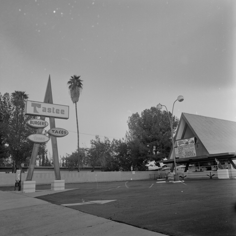 tastee freez original film photograph nicole caldwell perris 22