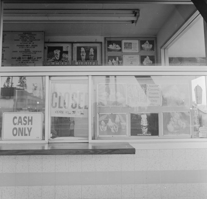 tastee freez original film photograph nicole caldwell perris 26